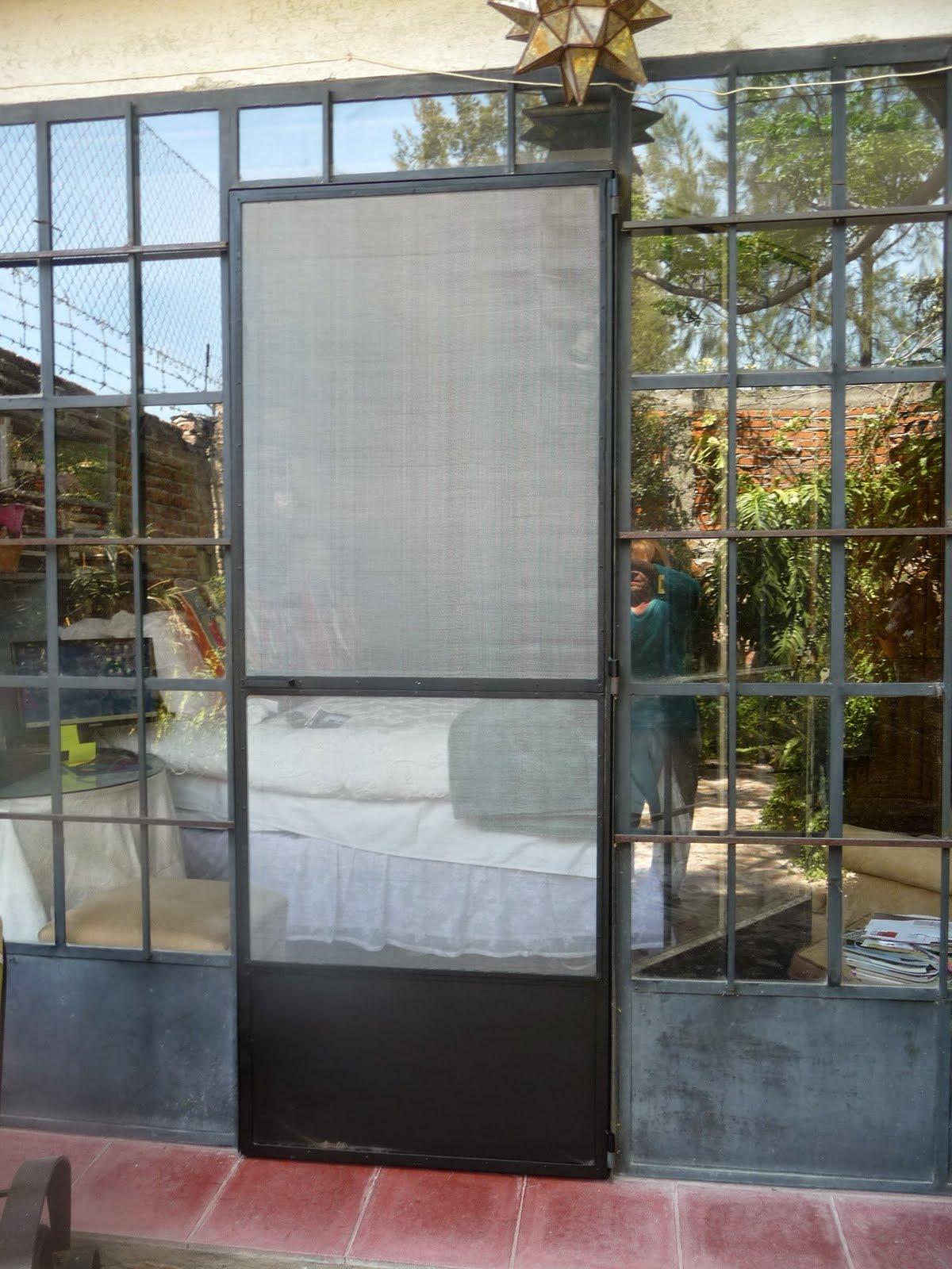 Babsblog the new screen door and velcro for New screen door