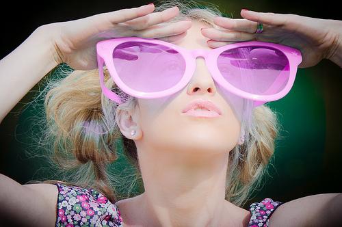 Девушки в очках фото девушек мира