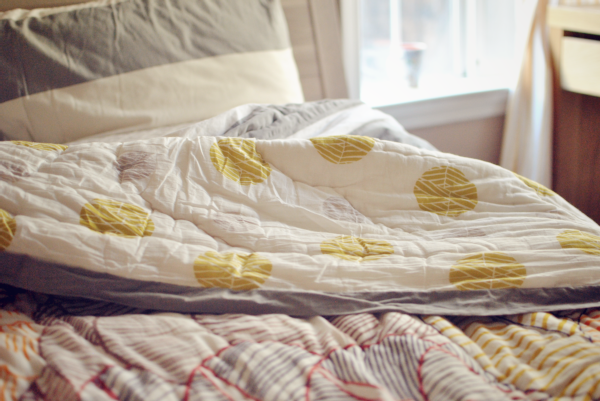 Anthropologie Arrosa quilt