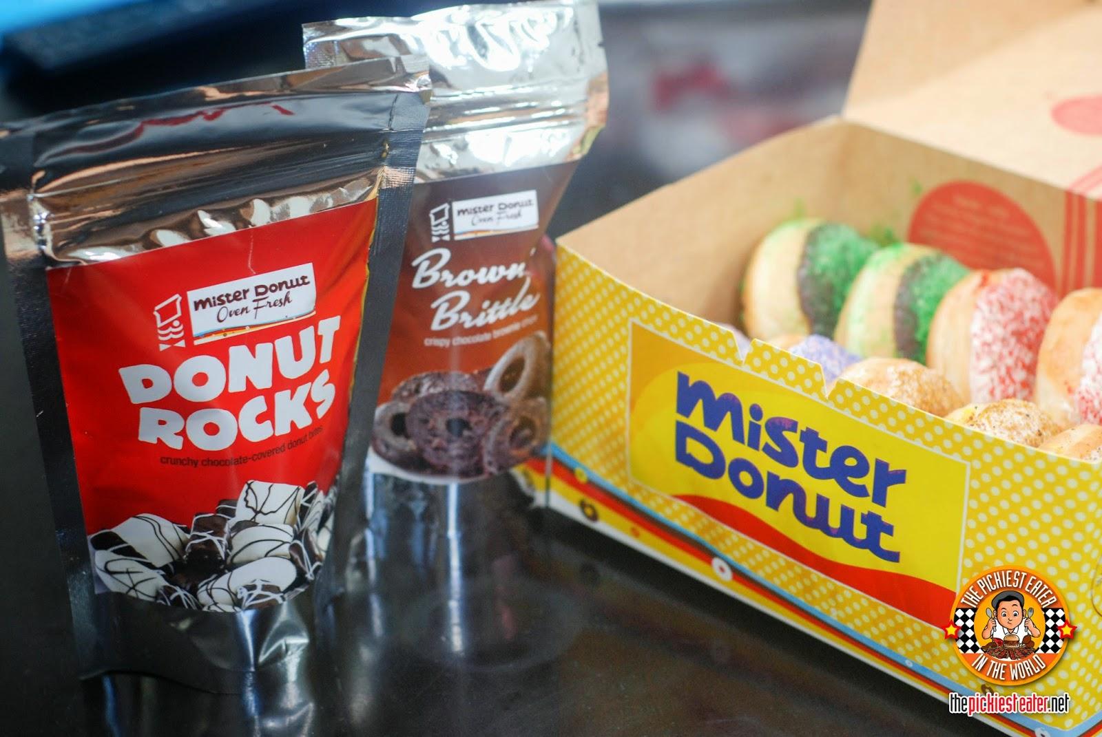 mister donut snack pack