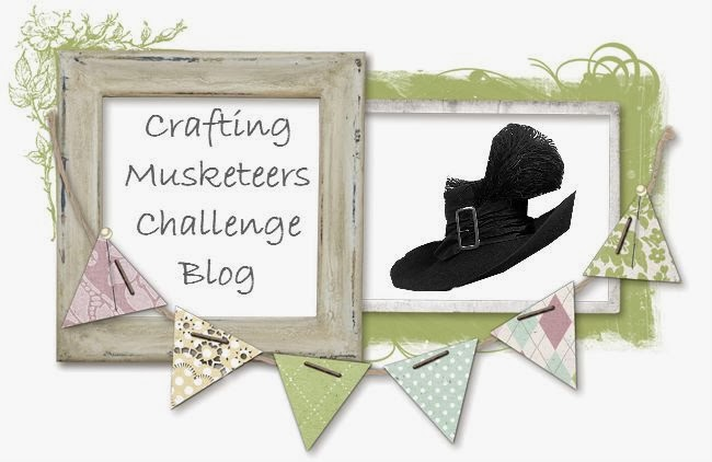 Previous Design Team Member Crafting Musketeers Challenge