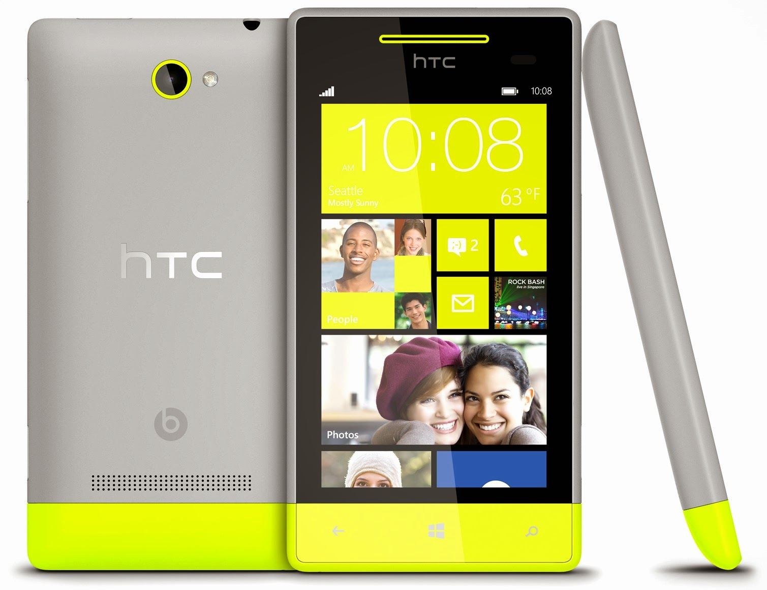 HTC Windows Phone 8X, Manual del usuario, Instrucciones en PDF y español