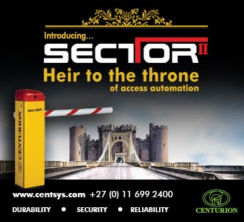 SECTOR II high-volume traffic barrier