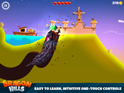 Dragon Hills v1.0.0 Apk for Android