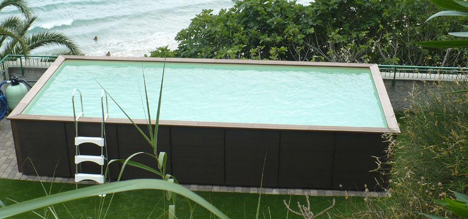 Tipos de piscinas seg n su durabilidad bonnett for Piscinas con depuradora baratas