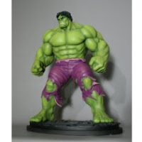 Caiera Character Review - Hulk Statue Product