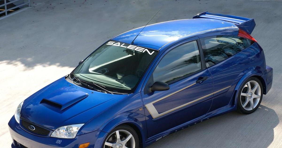 Takeyoshi Images Saleen Ford Focus