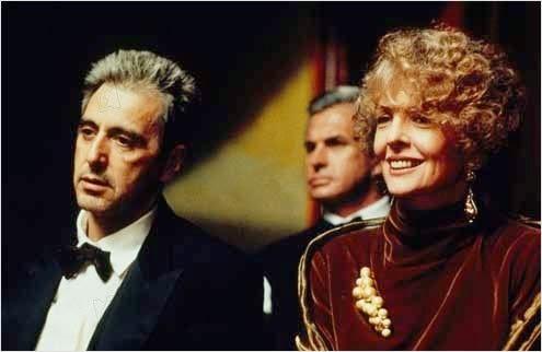 Le Parrain 3, avec Al Pacino et Diane Keaton