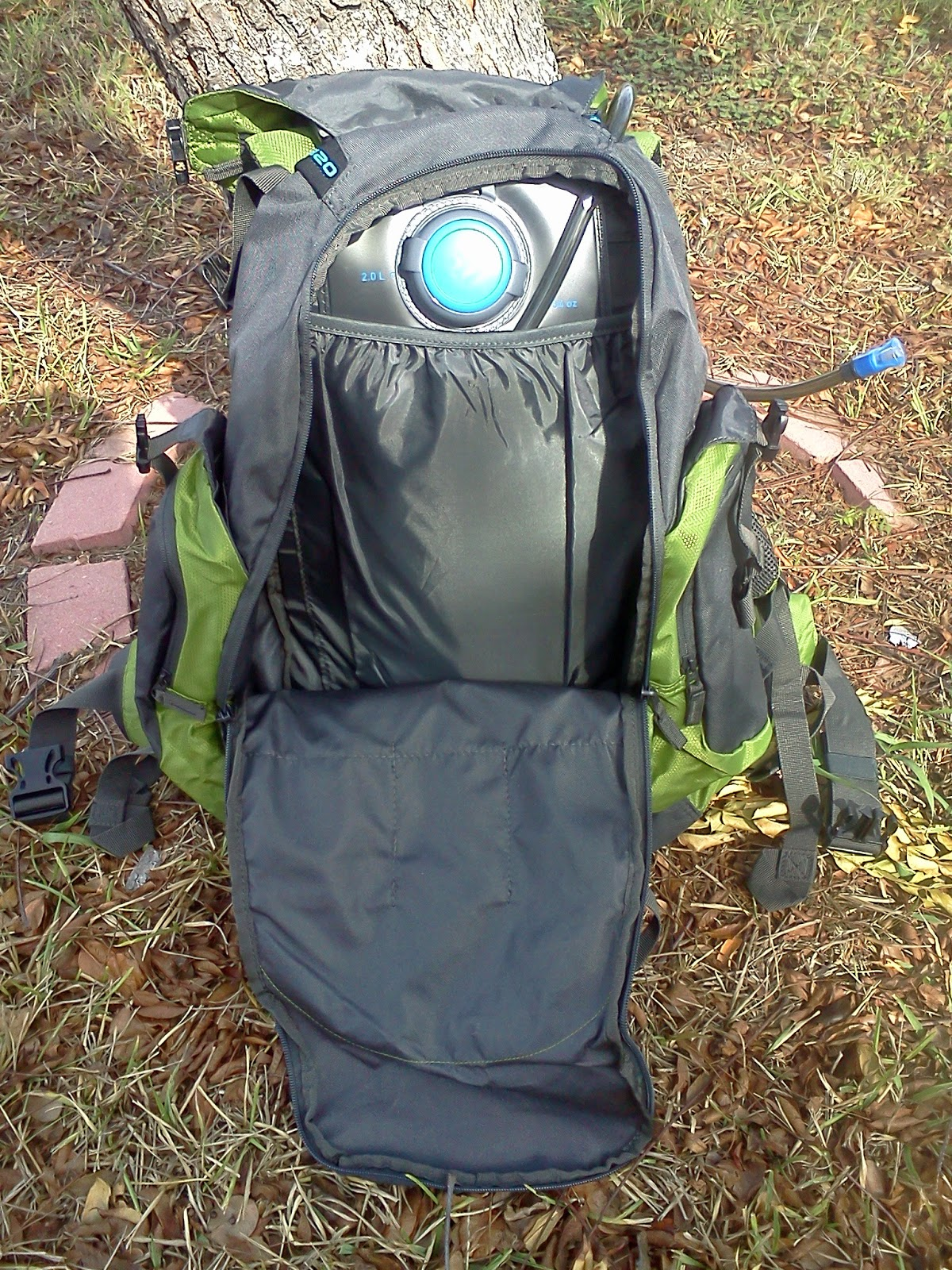 Human Spirit of Adventure: Backpack Review - Gama 8.0 Internal Frame ...