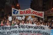 XXVI Encuentro de Mujeres en Bariloche: Aborto legal, seguro y gratuito