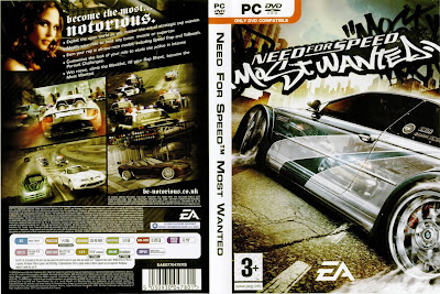 Need For Speed: Most Wanted Portable need for speed most wanted pc capa