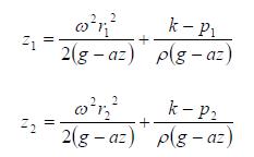 Ejercicio resuelto ecuacion general de la estatica de fluidos formula 4 problema 4