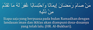 Pahala Ampunan Allah Di Bulan Ramadhan