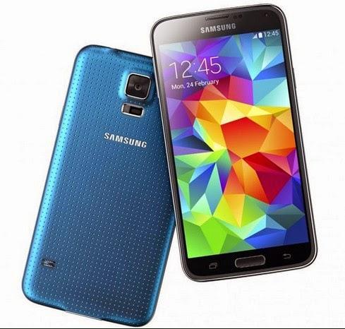 HP Samsung Galaxy S5
