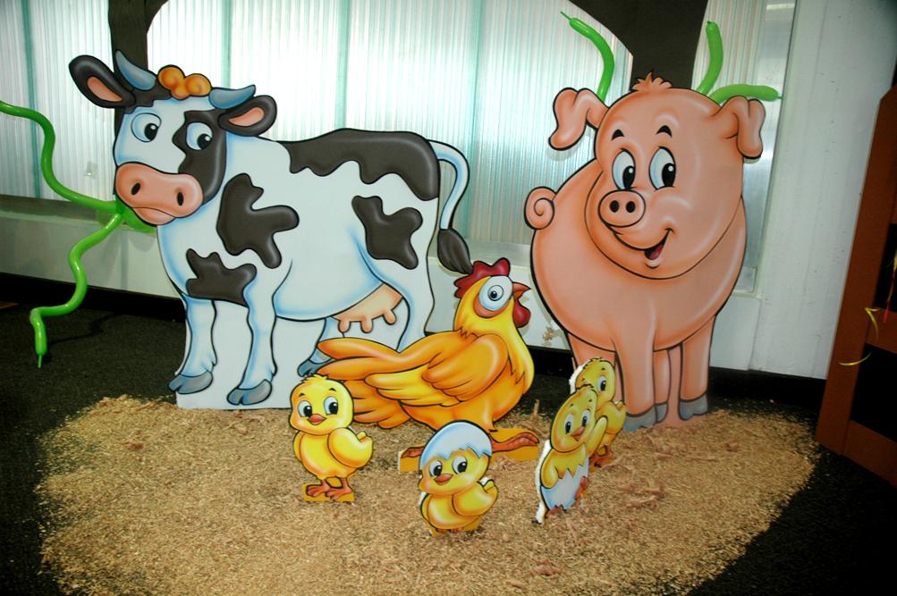 Decoracion Infantil De Granja ~ jueves, 16 de agosto de 2012