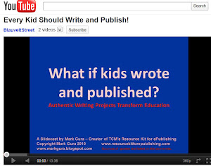 Every Kid Should Write and Publish!