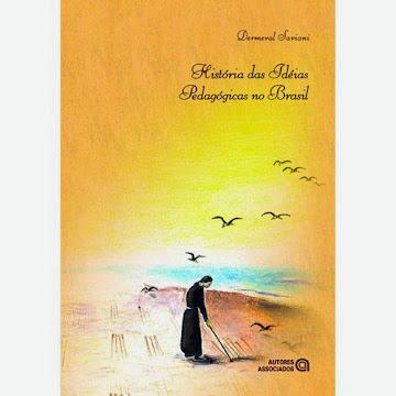 Livro: História das idéias pedagógicas no Brasil