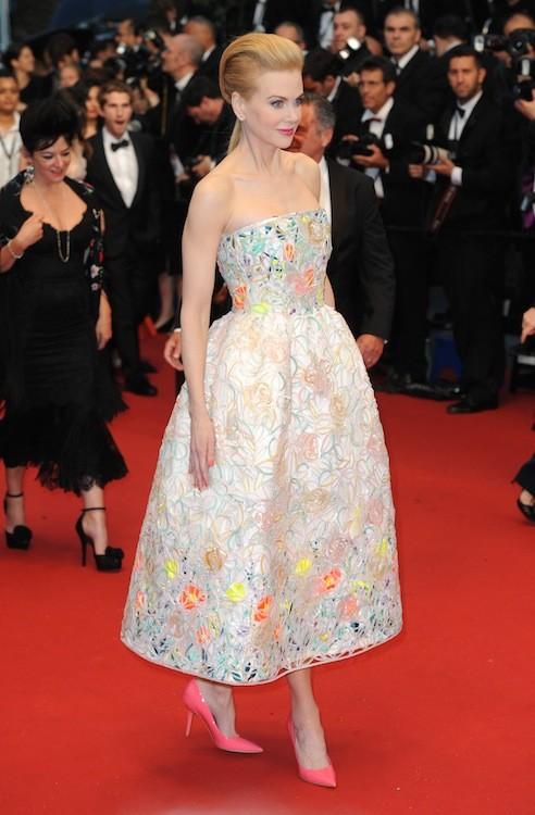 Nicole Kidman- Dior-Haute couture