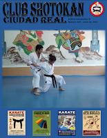 Boletín 107 Club Shotokan-Ciudad Real