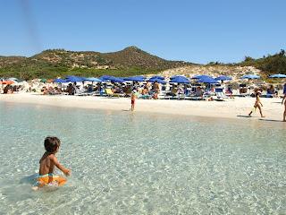 villasimius beach