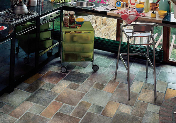 L 39 architetto risponde rivestimenti pavimenti e pareti gres porcellanato karmarchitettura - Casa dolce casa ceramiche ...