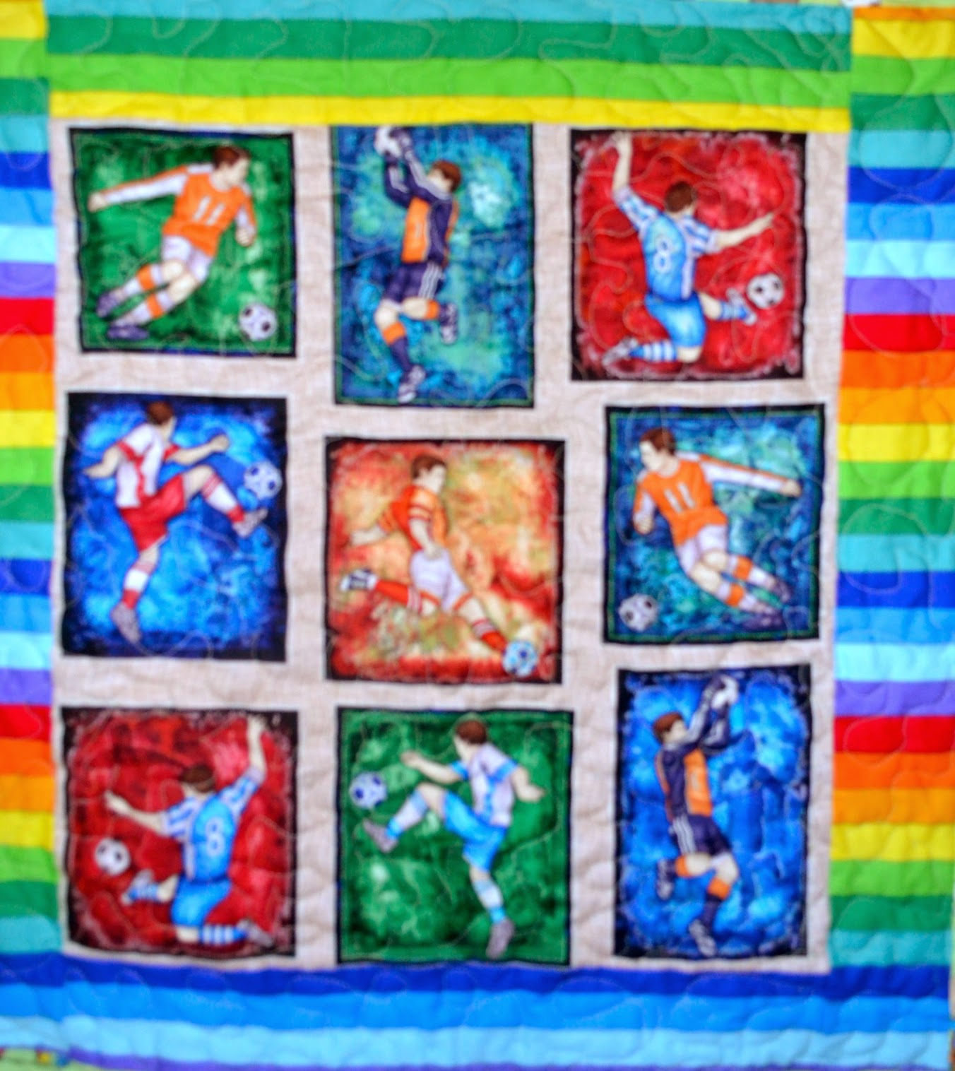 Quilts for WA Landslide Victims