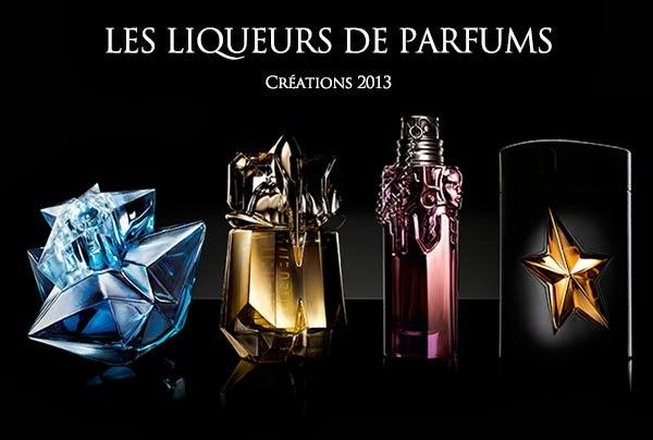 Mugler: Liqueurs de Parfums > La nouvelle rencontre entre Haute Parfumerie et Spiritueux de Prestige