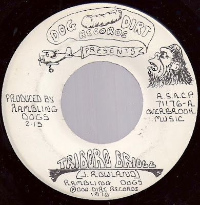 Rambling Dogs - Triboro Bridge - Eye Of The Needle
