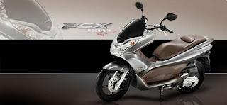 Honda PCX Masuk 10 Besar Skutik Terlaris di Itali