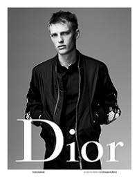 Dior Homme SS2016 Ad Campaign