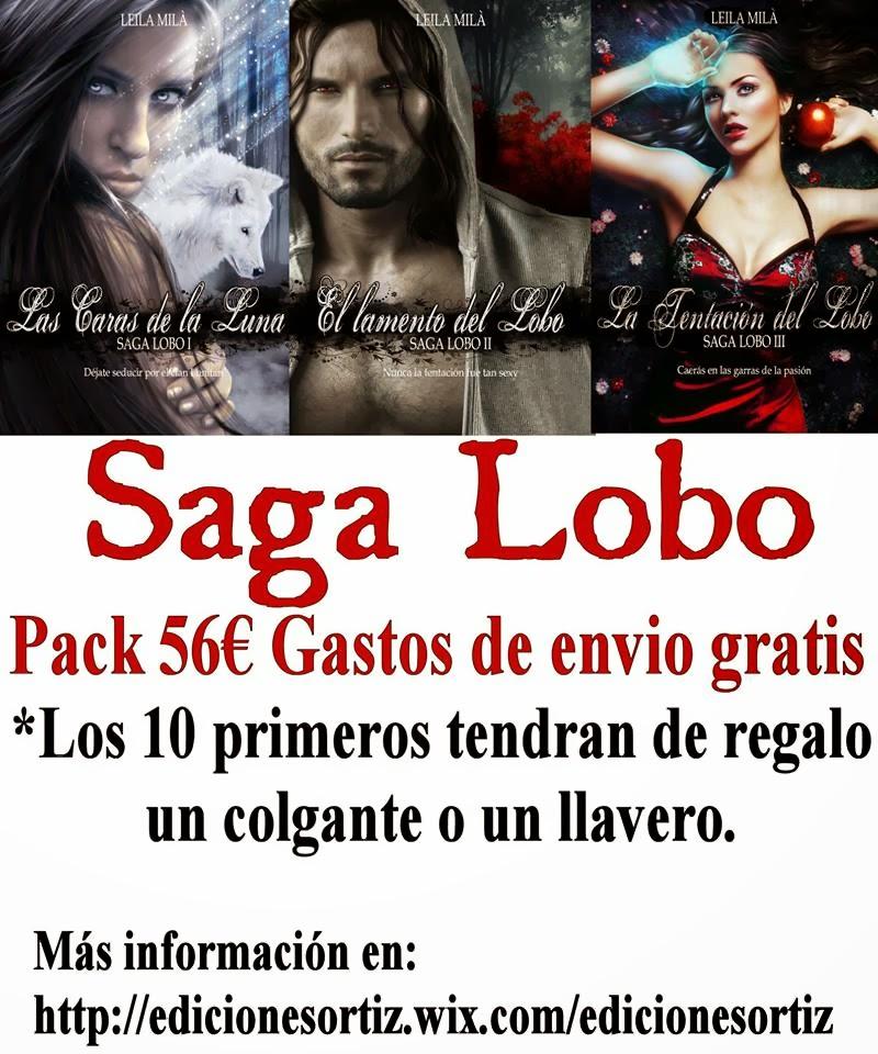 Pack Saga Lobo