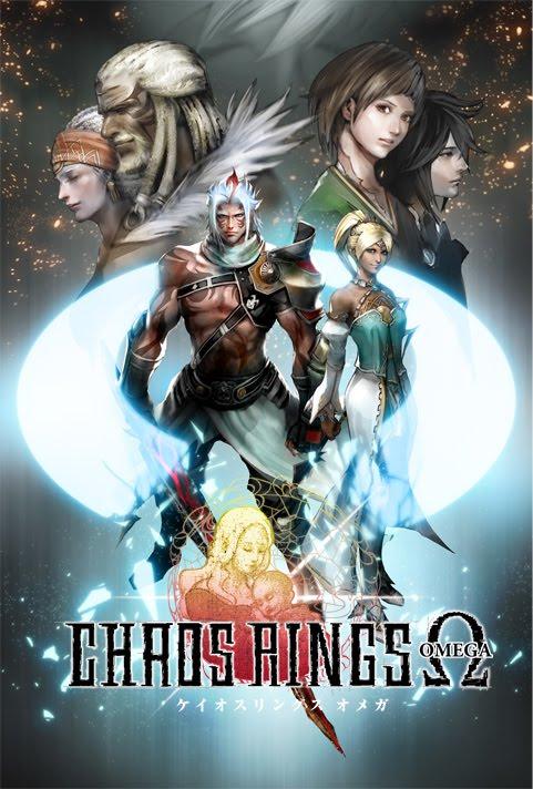 cr_omega Primeiro vídeo de Chaos Rings Omega para iPhone e iPad