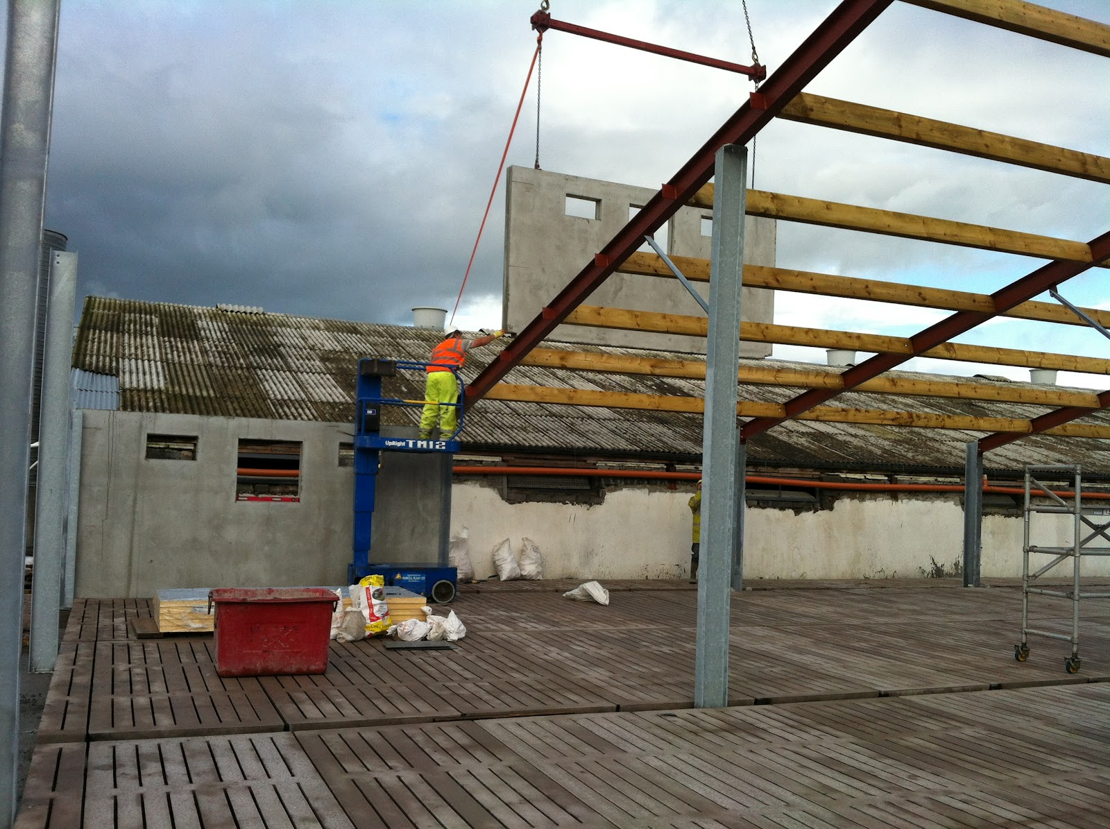 Precast Concrete Insulation : Wright quarry products monaghan concrete wall panels