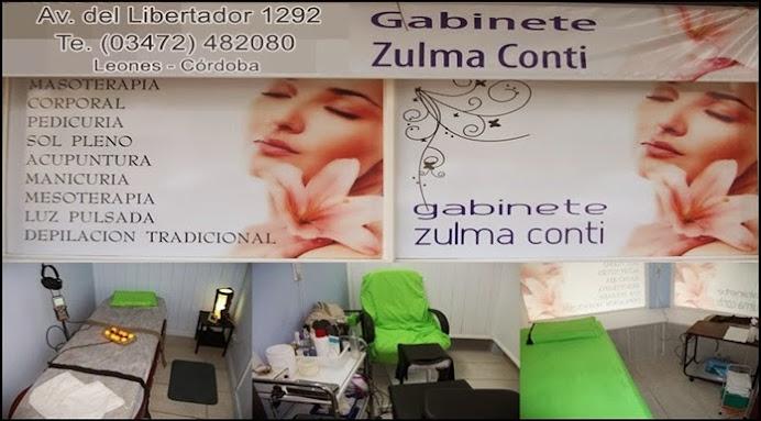 ESPACIO PUBLICITARIO: GABINETE ZULMA CONTI