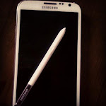 My samsung galaxy note 2