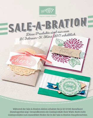 Sale-a-Bration 2017 - TEIL 2