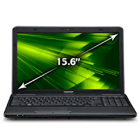 Toshiba Satellite C650D-ST6N02 laptop