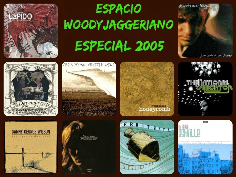 Los mejores discos de 2005 ¿por qué no?