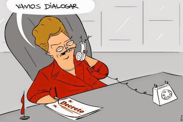 Diálogo?