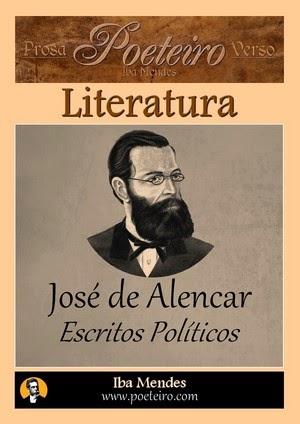 José de Alencar, de Escritos Políticos em pdf