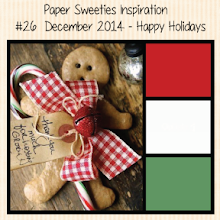 Paper Sweeties December Inspiration Challenge!