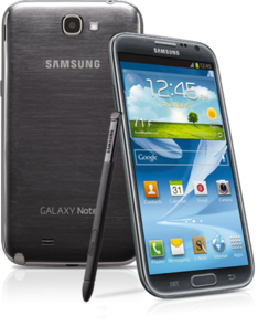 Samsung Ends 2012 with 1 Million Galaxy Note II in South Korea