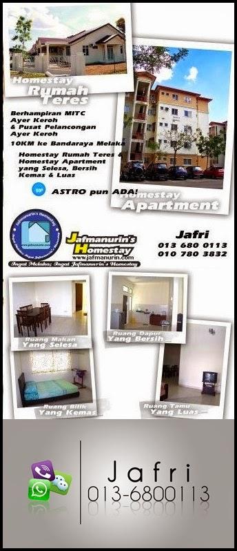 Jafmanurin's Homestay