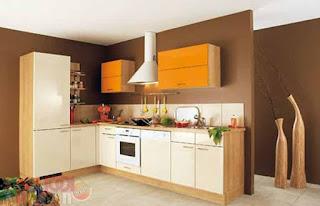 Desain Dapur Rumah di Gading Serpong