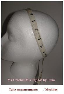 How to Add Elastic Into a Crochet Headband - Tutorial 4U // hf