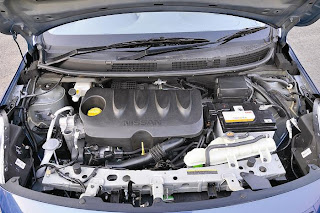 new Nissan sunny Dci engine