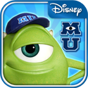 Monsters University: Catch Archie App - Disney Puzzle Apps - FreeApps.ws