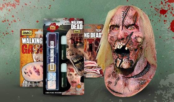 """Alcuni prodotti dello """"Shop The Walking Dead"""""""