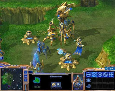 Free Download PC Games StarCraft Full Version for PC/Laptop