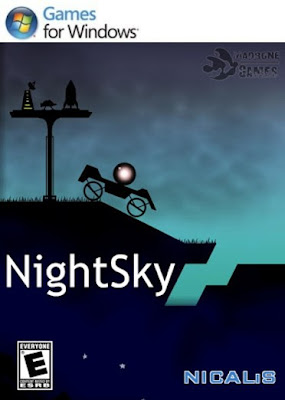 NightSky PC Cover